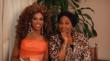 Drag performer D.J. Pierce (Shangela) and Jenifer Lewis, stars of the new YouTube scripted series &quot;Jenifer Lewis and Shangela.&quot;